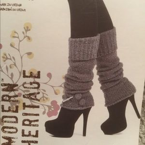 Modern Heritage over boot leg warmers.